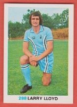Coventry City Larry Lloyd